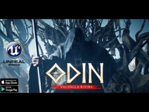 ODIN: Valhalla Rising TRAILER ANDROID IOS / UNREAL ENGINE 4  2021