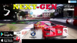 Racing Master GAMEPLAY ANDROID -IOS OPEN BETA ULTRA SETTING UNREAL ENGINE 4  2021