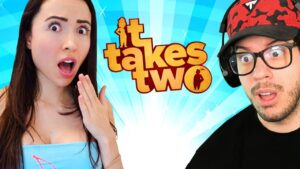 TESTING OUR RELATIONSHIP!! (It Takes Two)