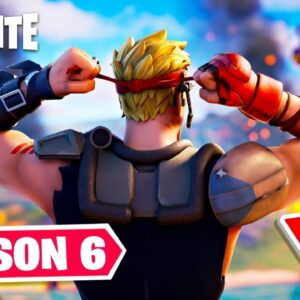 🔴LIVE!🔴 FORTNITE *ZERO POINT* LIVE EVENT! New Fortnite Season 6 Battle Pass Gameplay!