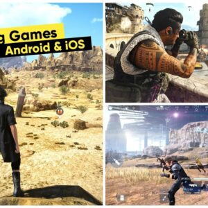 Top 10 Upcoming Games of 2021 (Android/iOS)