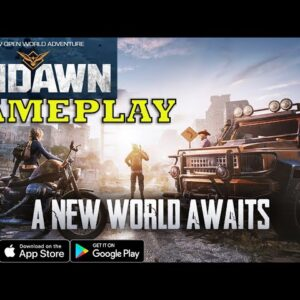 UNDAWN GAMEPLAY ANDROID IOS BY GARENA RELEASE GLOBALE - BETTER THAN LIFE AFTER WOW 2021