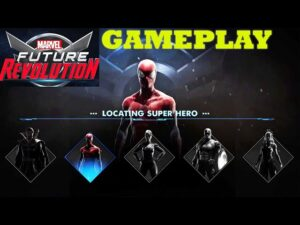 MARVEL Future Revolution GAMEPLAY ANDROID IOS Introduce New Super Heros 2021