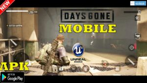 Project:GAIA (Days Gone Mobile) Gameplay ANDROID OBT 2 UE4 LIKE CONSOLE  STORY PART 2 2021