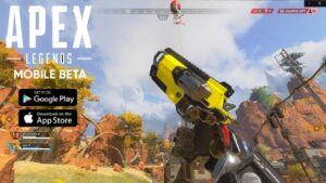 Apex Legends Mobile - First Gameplay - High Graphics