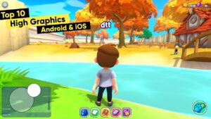 Top 10 High Graphics Games for Android & iOS 2021 (Offline/Online)   New Games for Android