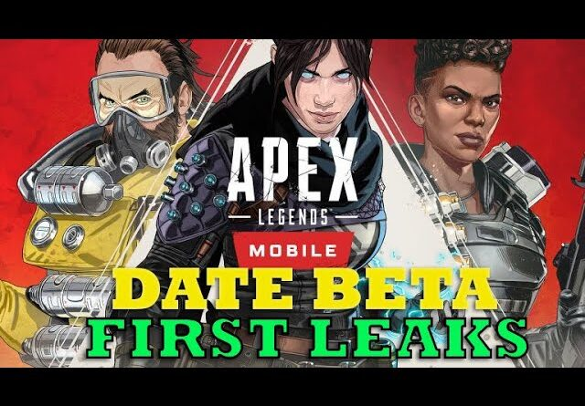 Apex Legends Mobile OFFICIAL LEAKS SCREENSHOTS NEWS ABOUT BETA / COUNTRIES - WHAT DEVICES AND MORE !