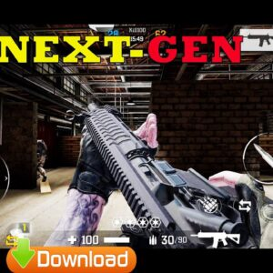 Gun Breaking Dawn New Fps Gameplay Android Console Quality Graphics TEST ALL MAP APK MEDIAFIRE 2021