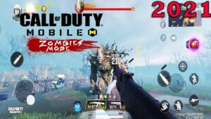Call Of Duty Mobile Zombie Mode Gameplay Android -New Version CHINA BETA 2021