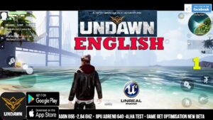 UNDAWN ENGLISH GAMEPLAY ANDROID BETA MAIN STORY PART 1 ULTIMATE GRAPHICS SETTING 2021