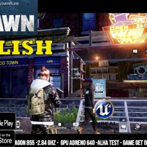 UNDAWN ENGLISH GAMEPLAY ANDROID BETA MAIN STORY PART 2 ULTIMATE GRAPHICS SETTING 2021
