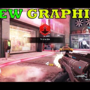INFINITY OPS  NEW GRAPHICS UPDATE GAMEPLAY ANDROID IOS 2021