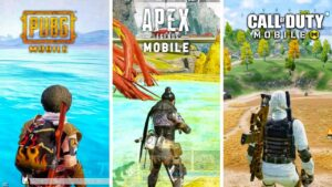 Apex Legends Mobile VS Call of Duty Mobile VS Pubg Mobile Which one is Best?