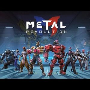 Metal revolution Gameplay Android Next Gen FIGHT GAME OPEN BETA + DIRECT LINK GAMEPADE SUPPORT 2021