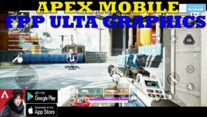 APEX LEGENDS MOBILE FPP Ultra High Graphics Settings Beta Gameplay ANDROID 2021