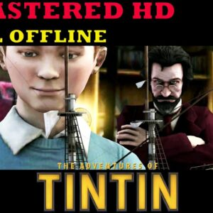 The Adventures of Tintin Remastered All Devices Gameplay Android Max Graphics Enabled 2021
