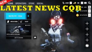 Project Gamma WEAPONS CUSTOMIZATION-NEW CQB WAR IN ARMS-NEW GAME LIKE AREA F2 CQB UPDATES 2021