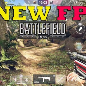 World War 2 - Battle Combat NEW FPS LIKE BATTLEFIELD Gameplay Android Max Setting TEST ALL MAPS 2021