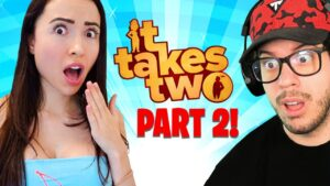 We're BREAKING UP Today... (It Takes Two)