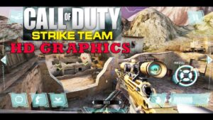Call Of Duty Strike Team Gameplay Android SNIPER PART 4 All Devices Support Remastered  HD  2021