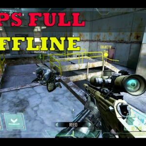 Call Of Duty Strike Team Gameplay Android SNIPER PART 5 All Devices Support Remastered HD  2021