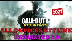 Call Of Duty Strike Team  Gameplay Android All Devices Support Remastered  HD GRAPHICS 2021