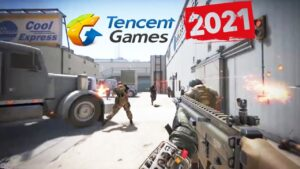 Top  Upcoming Mobile Games Android and iOS 2021 Tencent Games Annual Conference LIKE CONSOLE