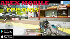 APEX LEGENDS MOBILE FPP Gameplay BLOODHOUND ANDROID 2021