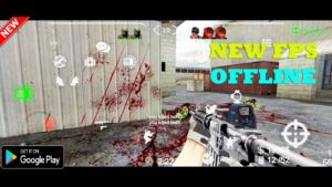 Brutal Strike Gameplay Android New FPS OFFLINE WITH HIGH  GRAPHICS 2021