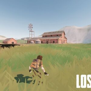 Lost Days Gameplay Android IOS - Open World Survival Game for mobile phones Beta 2021