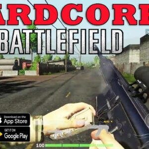FireFront Mobile FPS New Hardcore Pc Genre Battlefield Mobile NEW BETA GAMEPLAY 2021