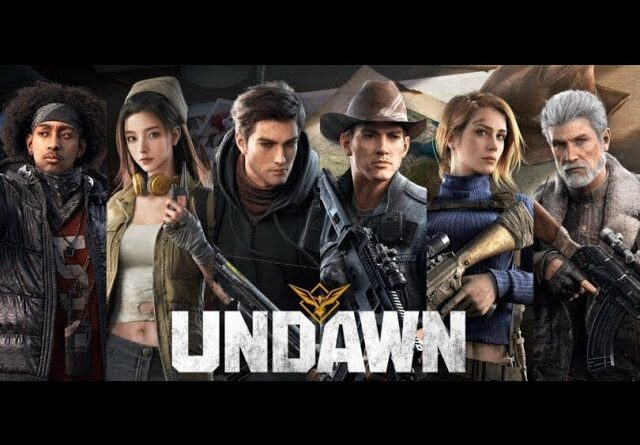 UNDAWN BEST MOMENTS WORLD IS AWSOME  GAMEPLAY HIGH GRAPHICS ANDROID 2021