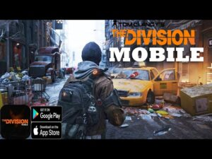 Tom Clancy's The Division Mobile official Confirmed by UBISOFT coming soon Android IOS 2021