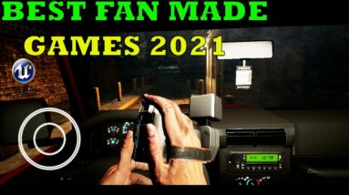 Top 18 Best Fan Made Games For Mobile Android IOS FPS TPS  2021