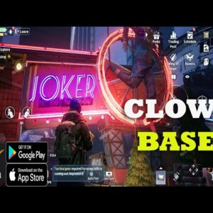 UNDAWN CLOWN BASE IN LOST CITY NEW GAMEPLAY ANDROID 2021