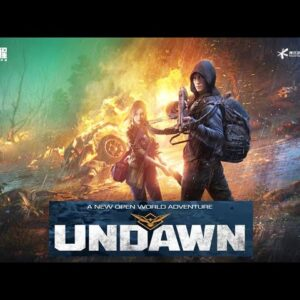 UNDAWN LOST CITY ZONE SOLO NEW GAMEPLAY ANDROID 2021