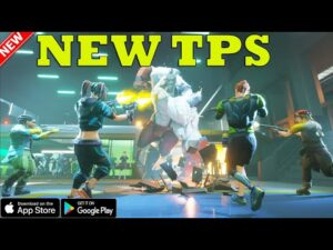 All Out NEW SURVIVAL TPS GAME ANDROID GAMEPLAY COOP HIGH GRAPHICS 2021