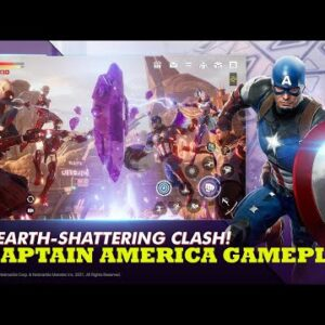 Marvel Future Revolution Android GAMEPLAY ULTRA SETTING ROG PHONE 5  Unreal Engine 4 NEXT GEN  2021