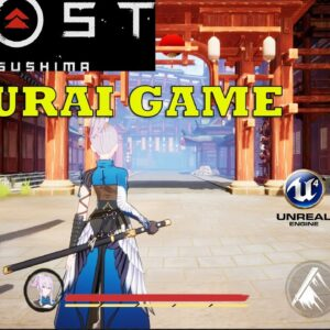 Yuu Meng NEW High Graphics CONSOLE QUALITY GAME LIKE GHOST OF TSUSHIMA 2021