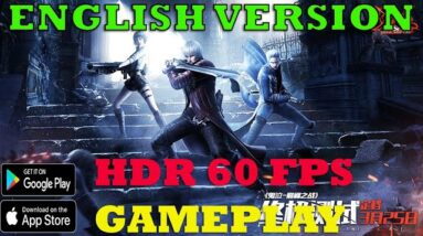 DEVIL MY CRY MOBILE OFFICIAL LAUNCH GAMEPLAY ANDROID ROG PHONE 5 HDR ULTRA 60 FPS LINK APK 2021