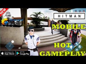 HITMAN MOBILE (MISSION ZERO) NEW ANDROID IOS BY NETEASE GAMEPLAY RECORD LEAKS 2021