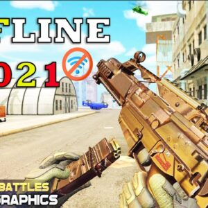 Top 12 New OFFLINE Games for Android & iOS of June 2021  | New Android Games High Graphics