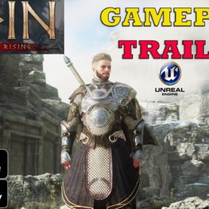 ODIN Valhalla Rising  Gameplay Android IOS UNREAL ENGINE 4  2021