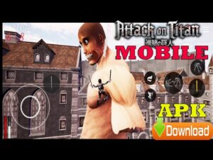 Attack on Titan Mobile Edition Gameplay Android New Mobile Titan Game OFFLINE  2021