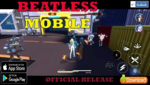 BEATLESS  Official Launch ARPG GAMEPLAY ANDROID IOS AMAZING FIGHT NEW GAME 2021