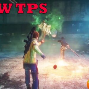 NEW TPS GAME LIKE TOMB RAIDER (New Tomb Notes) GAMEPLAY ANDROID BETA + TUTORIAL INSTAL 2021