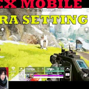 APEX LEGENDS MOBILE FPP  Gameplay GIBRALTAR ANDROID 2021