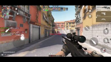 CSGO MOBILE SNIPER GAMEPLAY ANDROID MAX GRAPHICS 2021