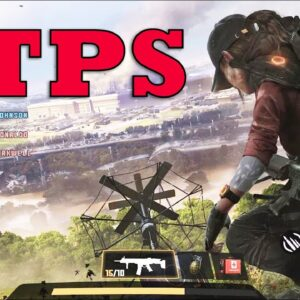 TOP BEST NEW TPS  GAMES  ANDROID IOS WITH BEST GRAPHICS IN MOBILE OFFLINE-ONLINE  PART 1 2021