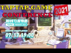TapTap 2021 Game Conference FIRST EXPOSTION NEW GAMES MOBILE -APEX LEGENDS MOBILE AND MORE